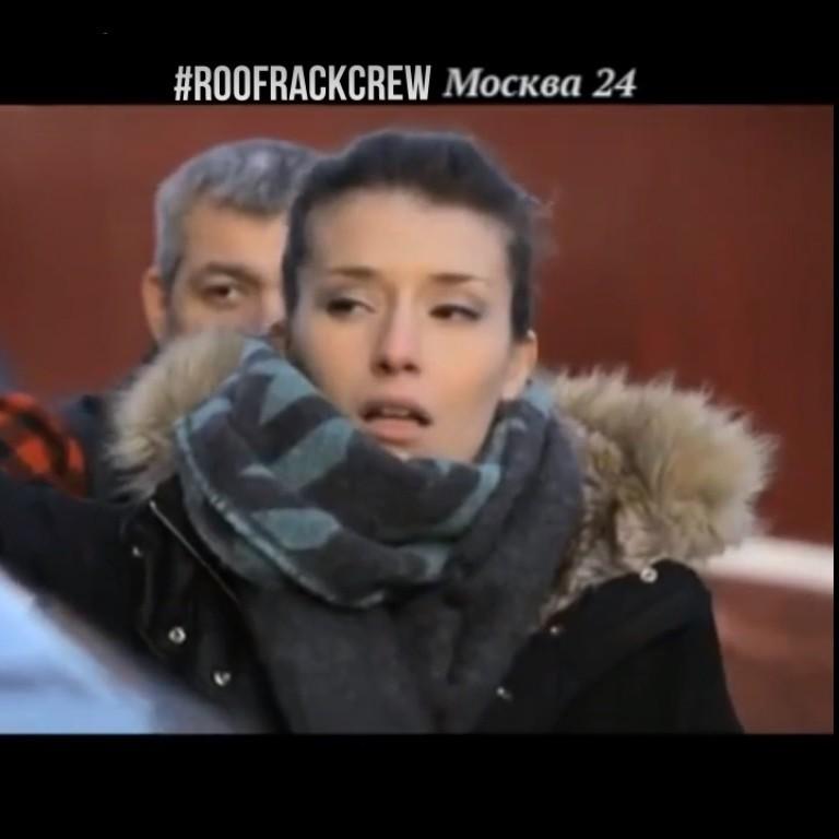 Рулевые игры в Bagaz-auto.ru Москва 24 Евгений Рыбов и Ксения Соколянская