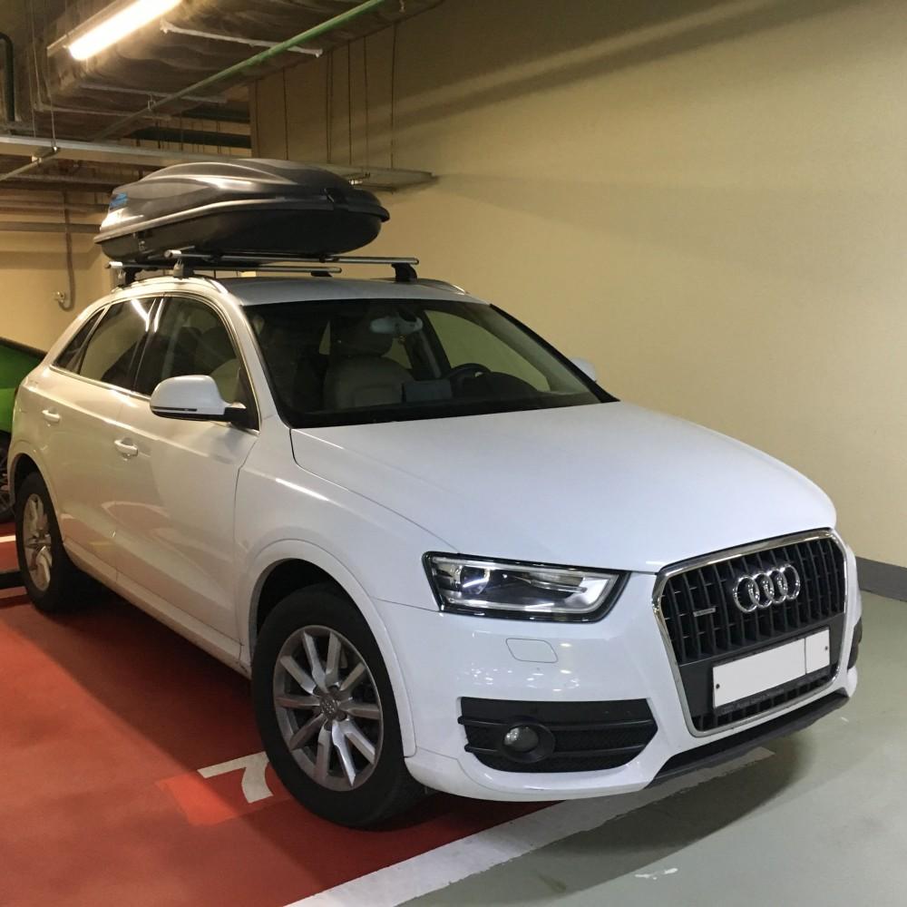 Отзыв владельца автомобиля Audi Q3, Антона про магазин bagaz-auto.ru